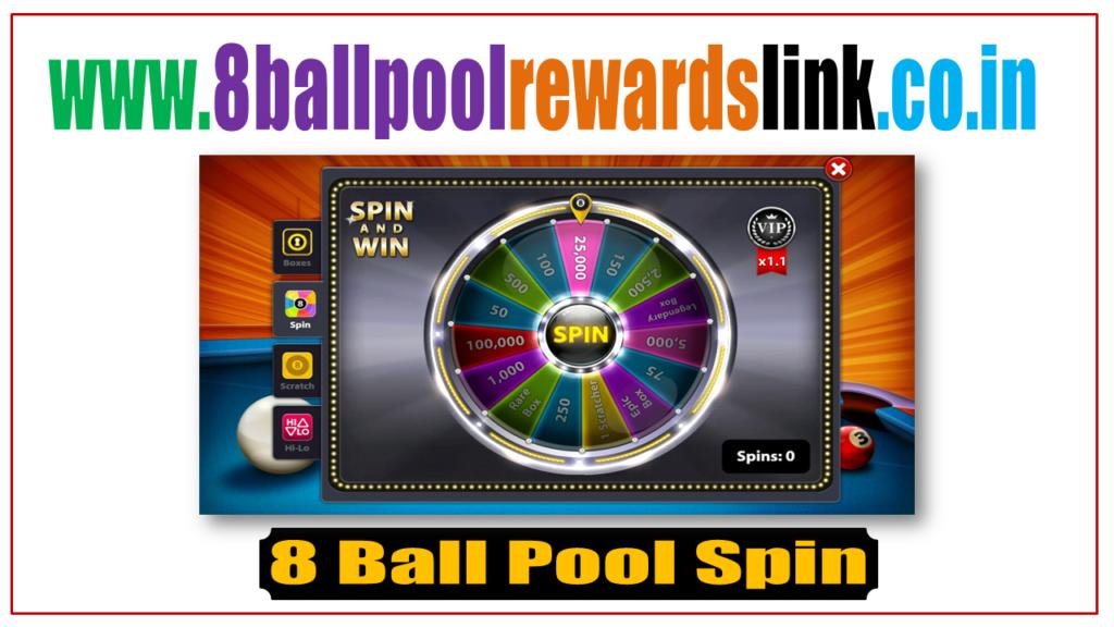 8-ball-pool-spin-rewards